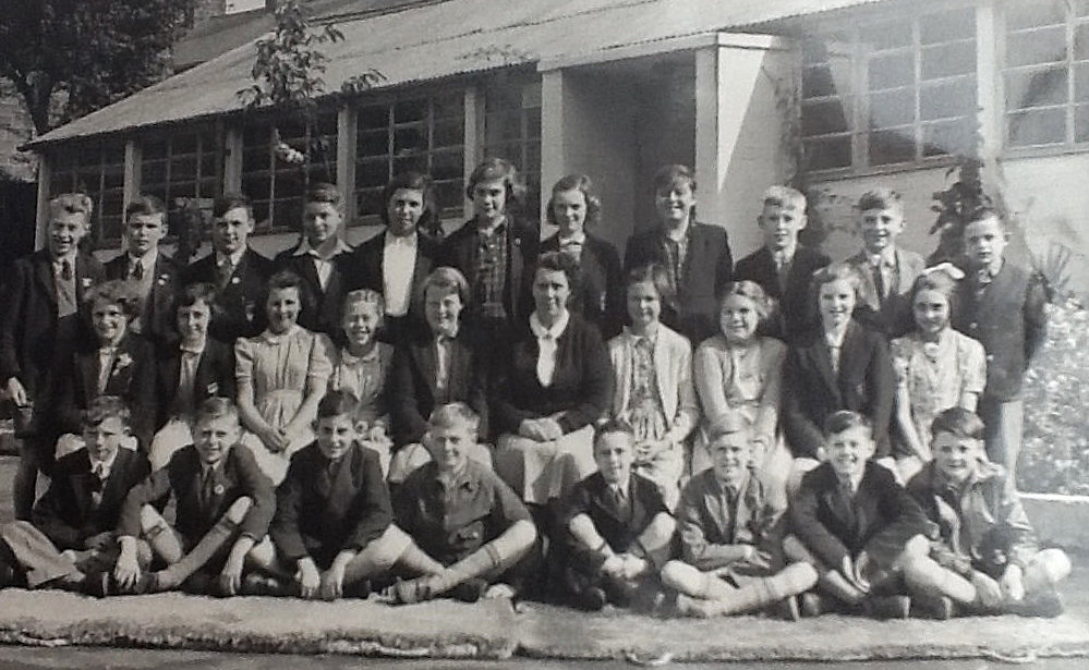 Hothfield St School c1956